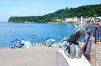 伊豆 伊東 川奈 海水浴場 いるか浜公園
