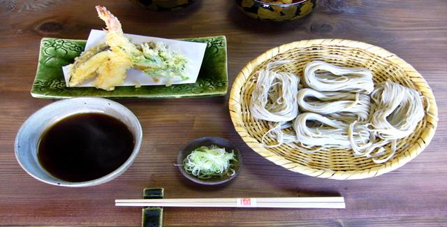 伊豆 伊豆高原 食事 グルメ そばの坊 蕎麦